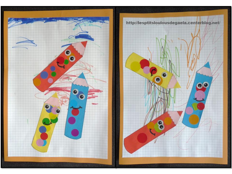 Les ptits loulous de ga la page 7 - Decoration des classes pour la rentree scolaire ...